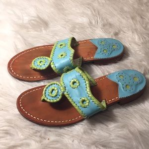 Jack Rogers classic sandal